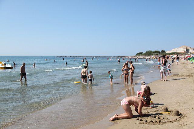 фотоэлектронной капдак город во франции фото пляжи солнце