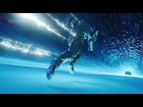 The Flash Vs Savitar The Flash 3x07 Opening Scene Part