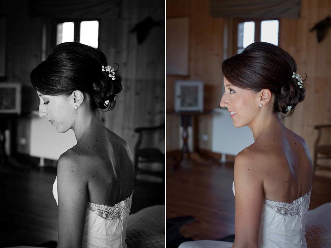 Les Moineaux De La Mariée vrai mariage} marie-alix & amaury | coiffure mariage, marie