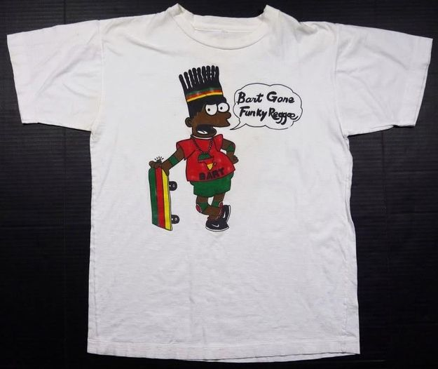 The Best Bootleg Bart Simpson Shirts Reggae Bart 0711c6908a91