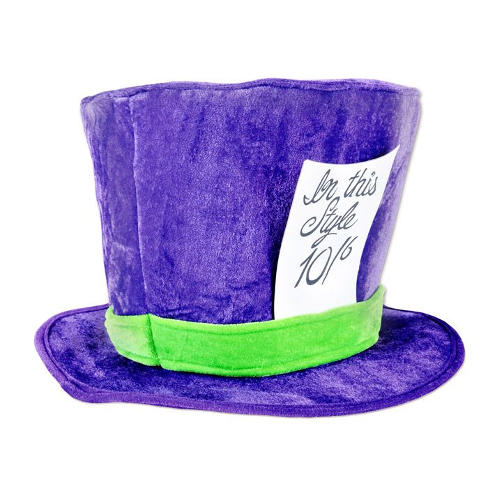 Sombrero Alicia en el País de las Maravillas | Pinterest | Alicia en ...