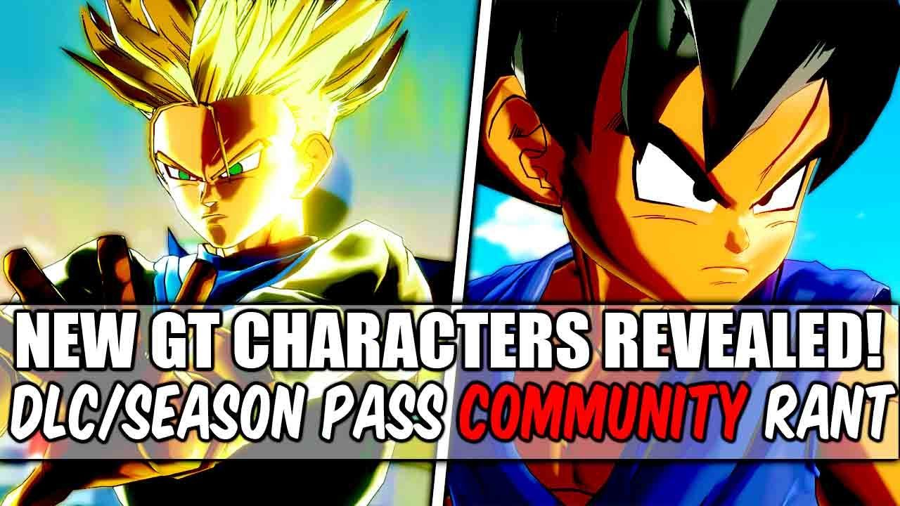 Dragon Ball Xenoverse New Gt Characters Revealed Gt Goku Gt