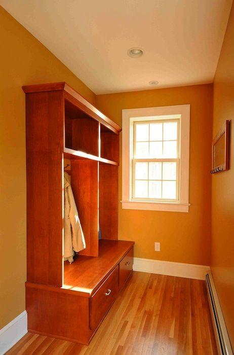Small Mud Room Closet Ideas