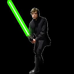 Star Wars Clip Art Luke Skywalker Silhouette Star Wars Luke Skywalker Star Wars Characters