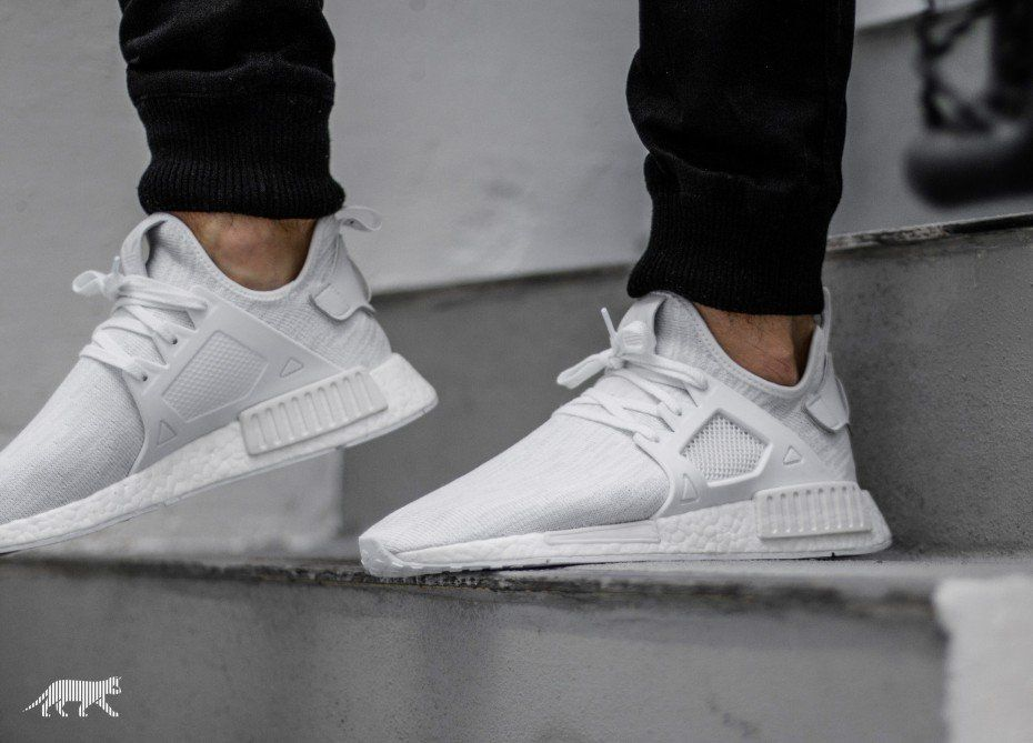 buy popular 3e1e9 6d841 adidas NMD XR1 PK (Ftwr White / Ftwr White / Vintage White ...