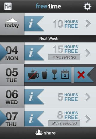 For the Overscheduled Professional: Free Time 2. 15 Apps That You Need to Check Out - The Muse.
