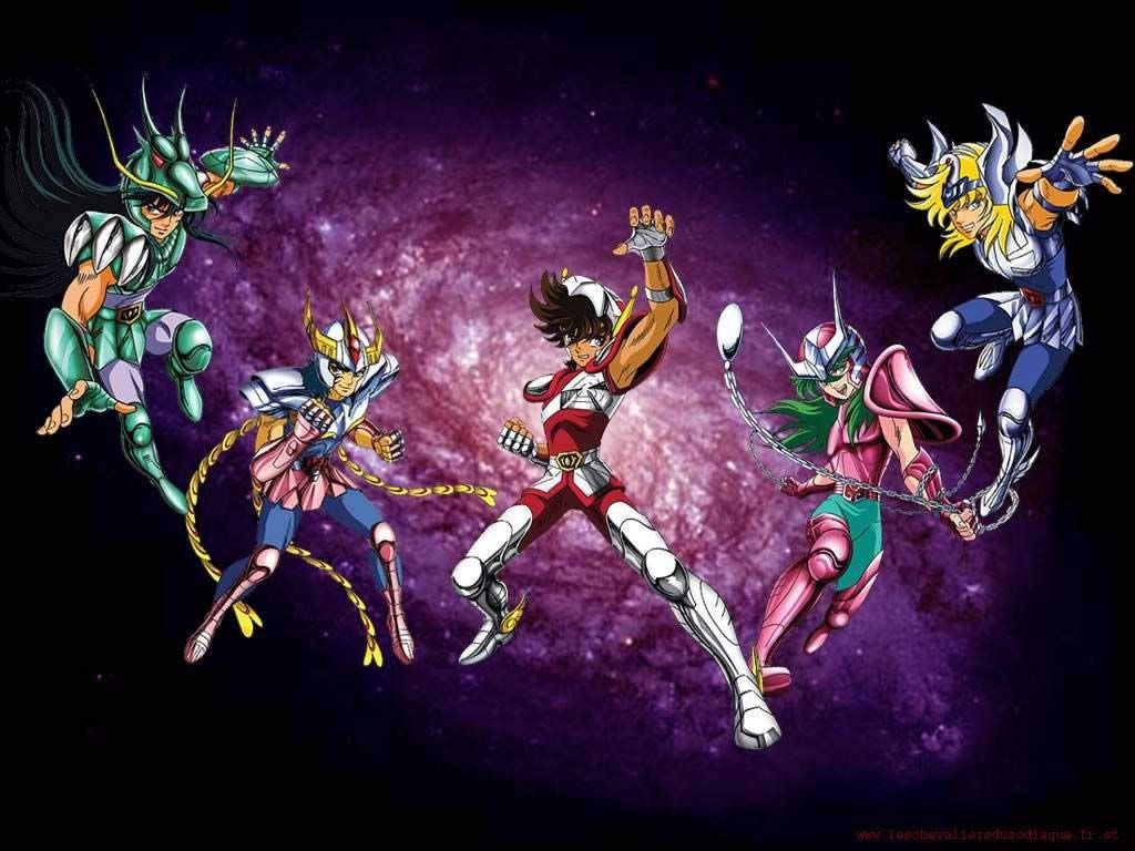 Caballeros del Zodiaco