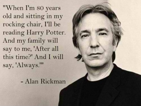 Harry Potter lives