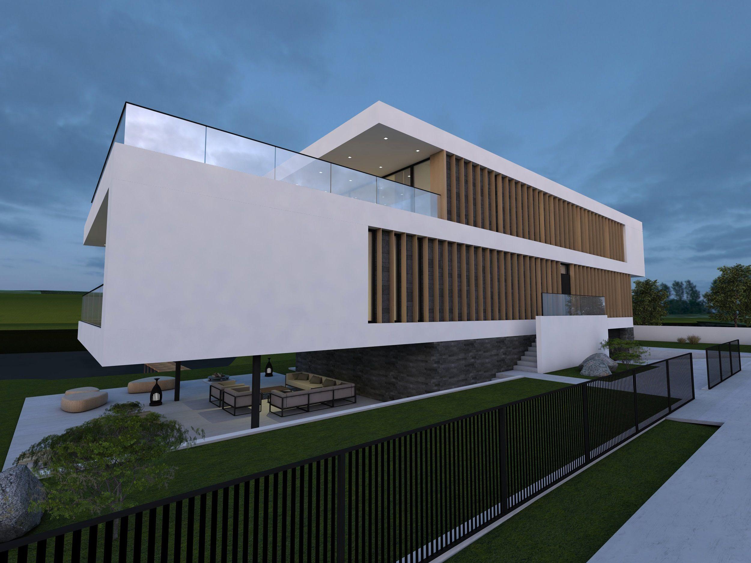 Modern Houses 에 있는 핀