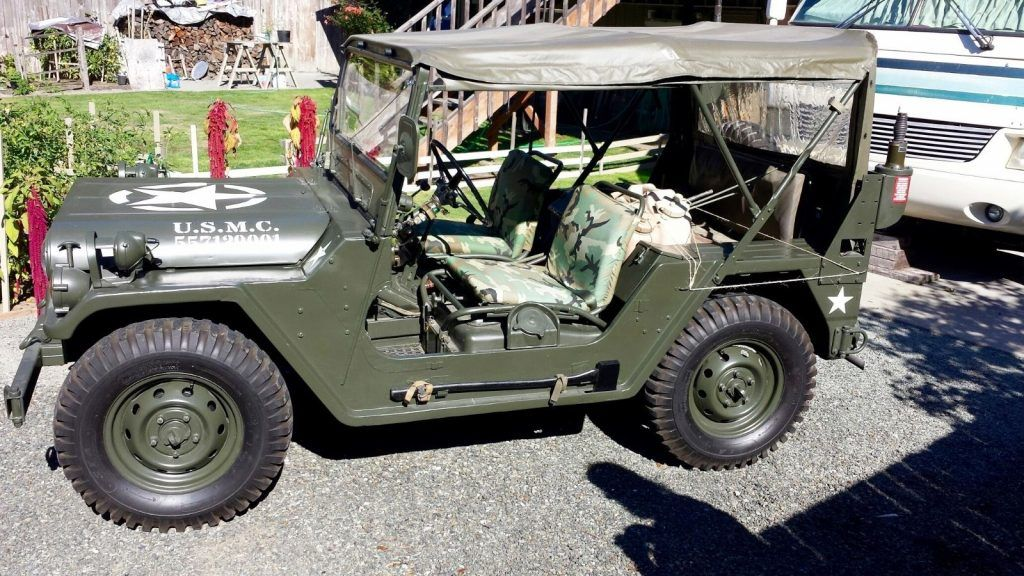Mutt M151A2 Military | Jeeps for sale | Pinterest | Military, Jeeps