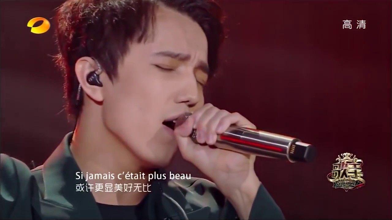 Dimash Kudaibergen Kazakh Singer From Kazakhstan Part 1 Of I Am A Singer Chinese Reality Show Balavoine Daniel Balavoine Chansons Françaises
