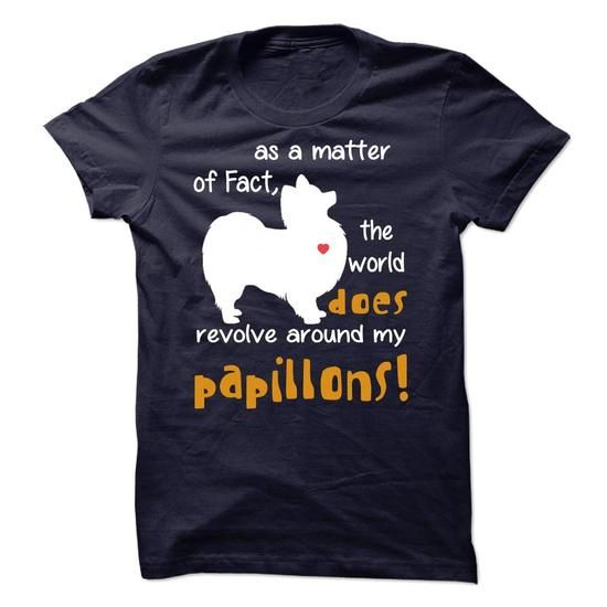 I love my Papillons - #gift for girls #grandma gift. FASTER:   => https://www.sunfrog.com/Pets/I-love-my-Papillons.html?id=60505