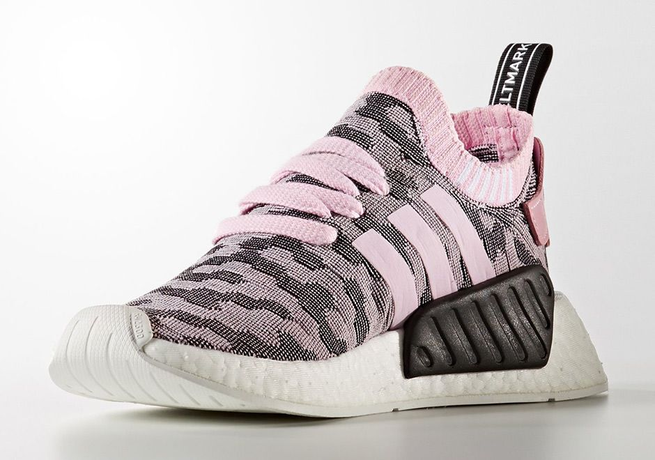 sports shoes 2373b 9afde adidas NMD R2 Womens Pink Black BY9521 | Adidas everything ...