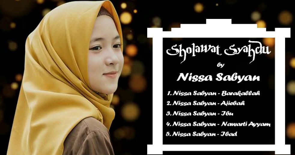 sholawat nissa sabyan full album mp3