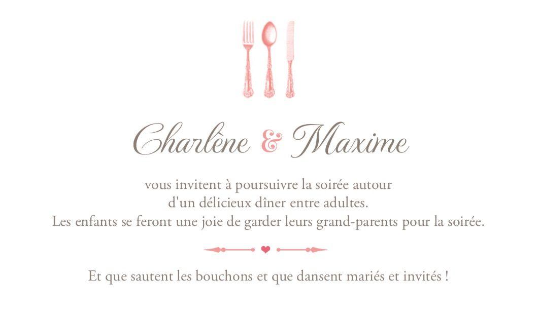 Invitation repas mariage shabby chic mariage chamax pinterest invitation repas mariage shabby chic stopboris Images