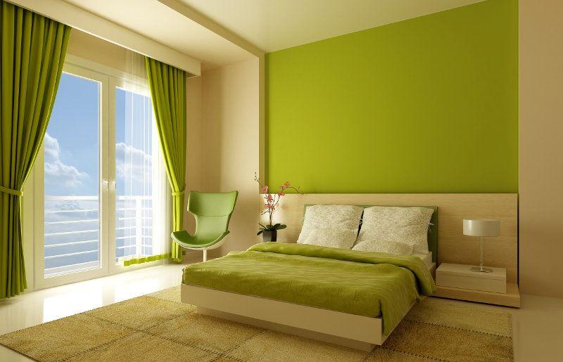 Dormitorios En Color Verde Decoracion De Interiores Y Exteriores Estiloydeco Decoracion De Interiores Dormitorios Decoracion Hogar