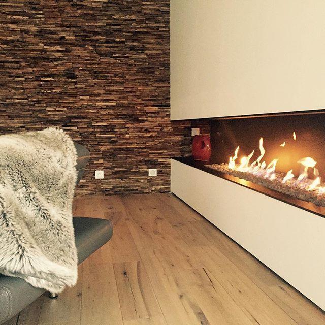 Vu sur instagram cheminée Deco cheminée Pinterest