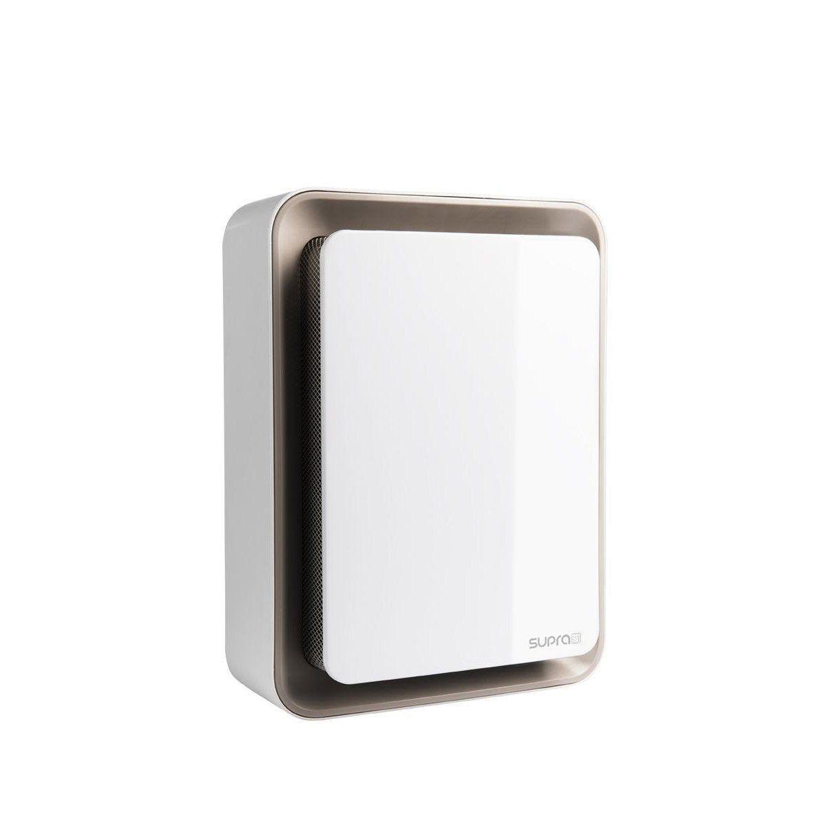 Radiateur Soufflant Electrique Supra Zitto 11 Blanc Taupe 1800 W Radiateur Soufflant Chauffage Salle De Bain Et Radiateur