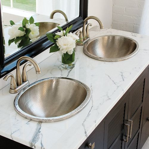 Found It At Wayfair Supply  Dual Mount Oval Bathroom Sink Fair Wayfair Bathroom Sinks Design Ideas