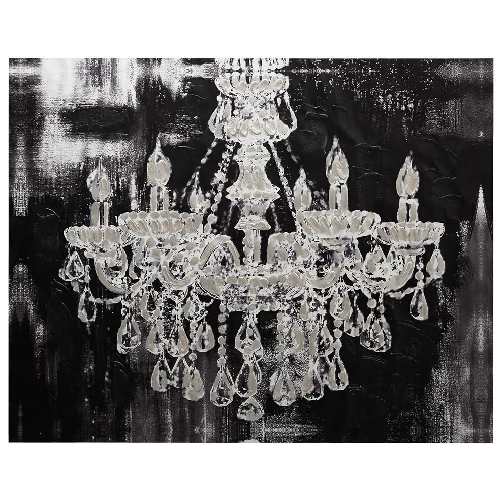 Chandelier Canvas Art: Home Wall Decor Canvas Art Collections Canvas  Chandelier