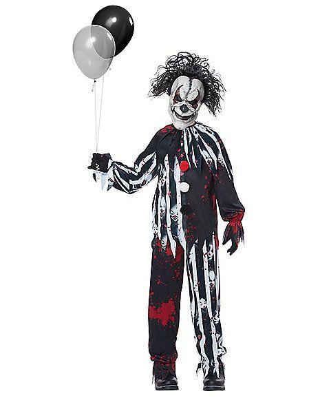 Spirit Halloween Clown Costumes Kids.Kids Freakshow Clown Costume Spirithalloween Com Korey S