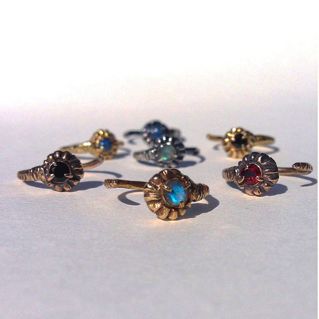 LIMITED EDITION Soledad Rings !!!