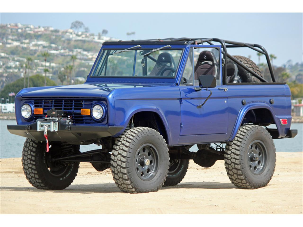 1969 Ford Bronco (CC-1081179) for sale in san diego ...