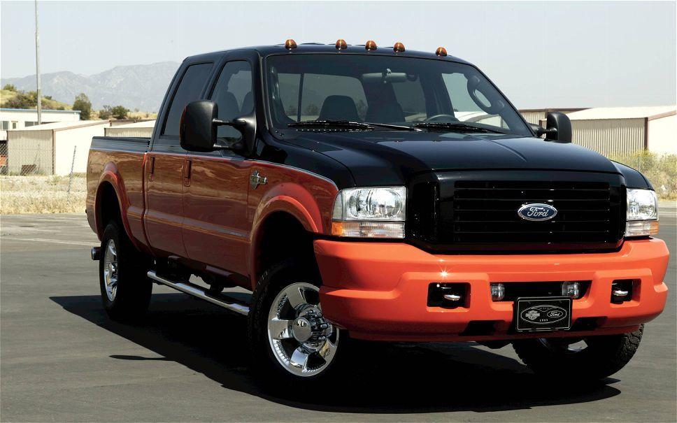 ❦ 2004 ford f 350 harley davidson | horsepower | pinterest | harley