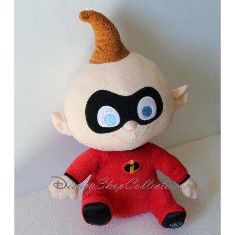 364327c669681 Peluche Jack Jack bébé DISNEY STORE Les Indestructibles poupée interactive