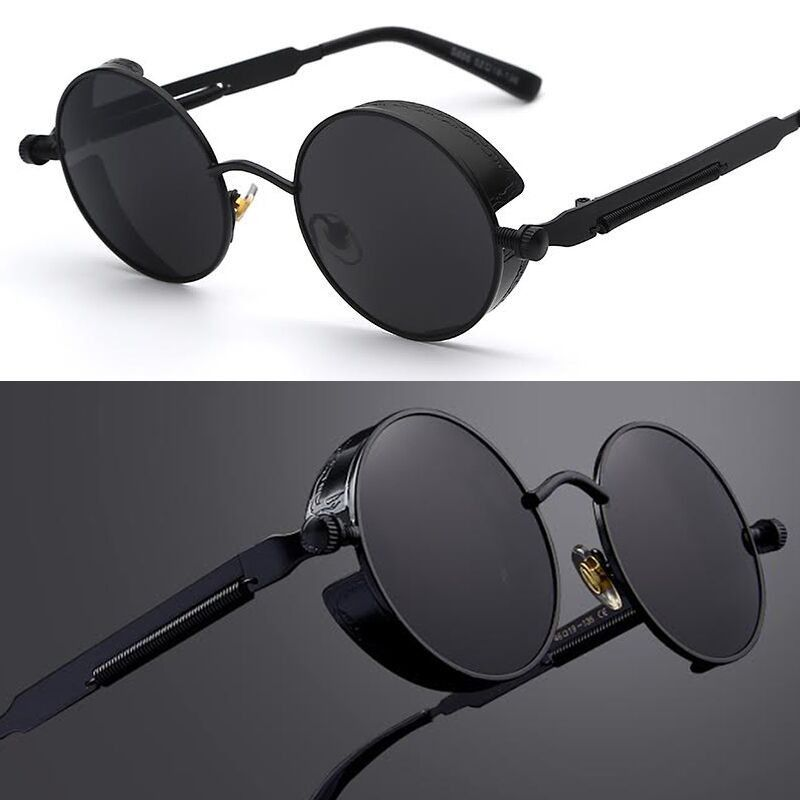 6d2cd8a1e Steampunk/Biker Sunglasses You can get these Vintage Steampunk Style  Sunglasses for an amazing 50% off, but only for a limited time.
