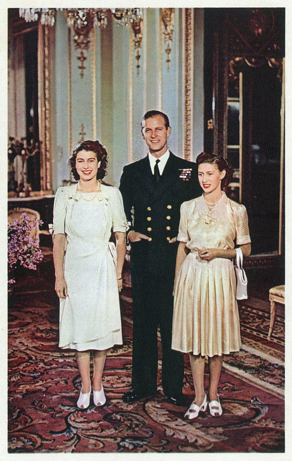 Queen Elizabeth 5 Fast Vergessene Fotos Prinzessin Margaret Prinzessin Elizabeth Verlobung Fotos