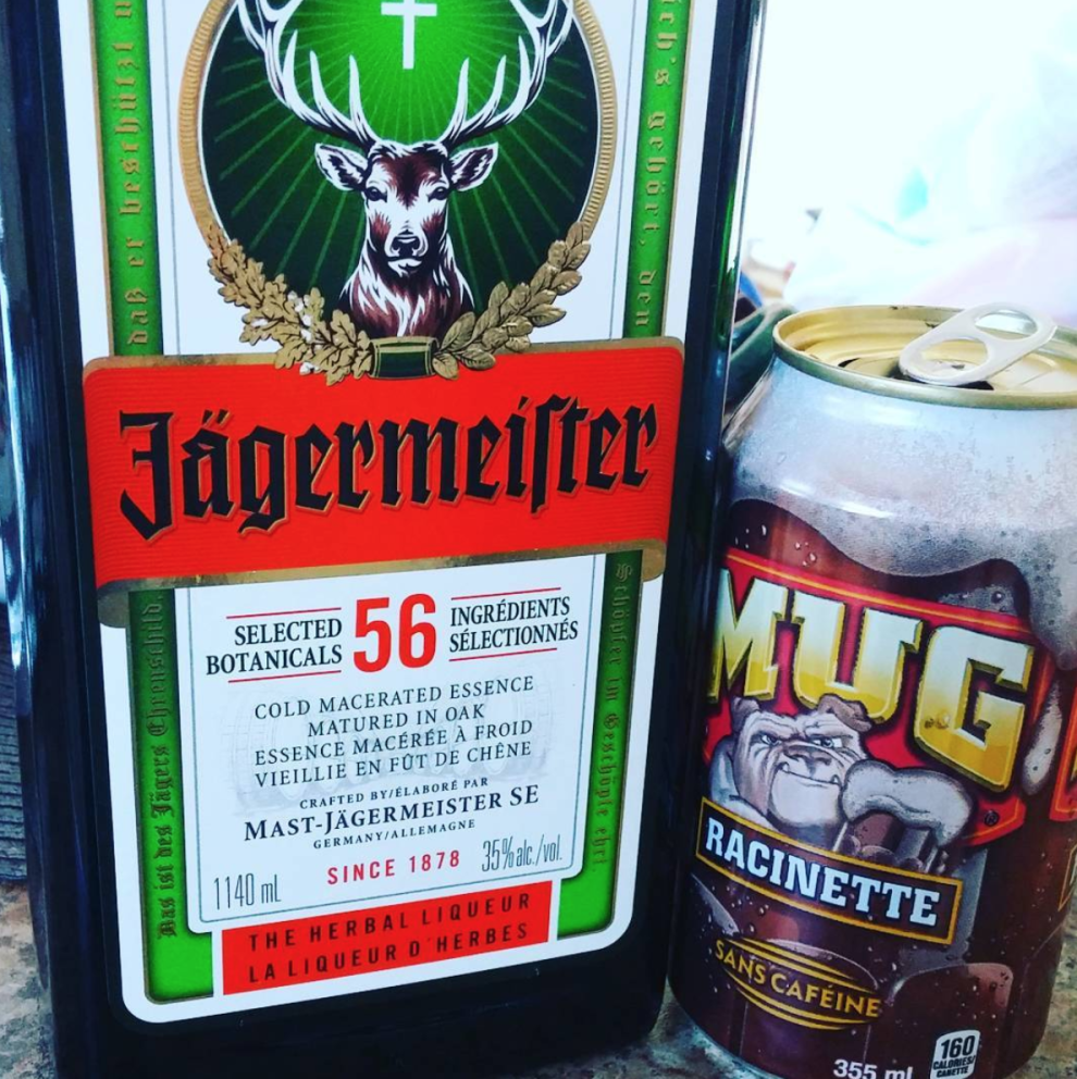 Jagermeister Root Beer Mixed Drinks Recipes Drinks Alcohol Recipes Alcohol Drink Recipes
