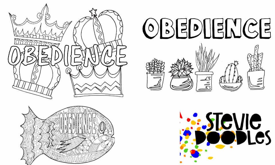 Obedience 3 Free Printable Coloring Pages Stevie Doodles Printable Coloring Pages Free Coloring Pages Free Printable Coloring Pages