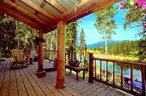 Wildwood Cabin Wardner Bc East Kootenays Cabin Getaway Cabin