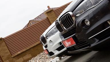 BMW X5 30d vs. BMW X5 40e