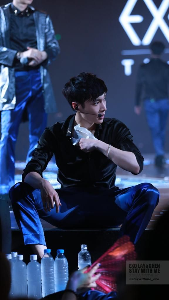 EXO'luXion | LAY 150531