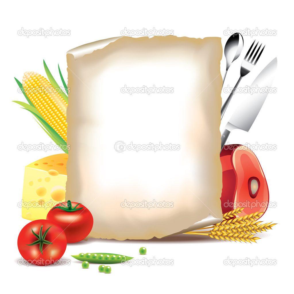 Para imprimir papel para recetas de cocina recetitas - Cocimax recetas ...