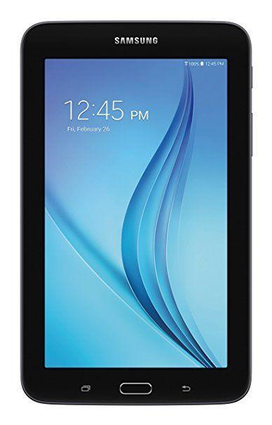 Samsung Galaxy Tab E Lite 7 8 Gb Wifi Tablet Black Samsung Galaxy Tablet Samsung Galaxy Samsung Galaxy Tab