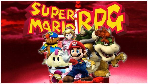 Super Mario 64 Rom Things To Wear Super Mario Rpg Mario