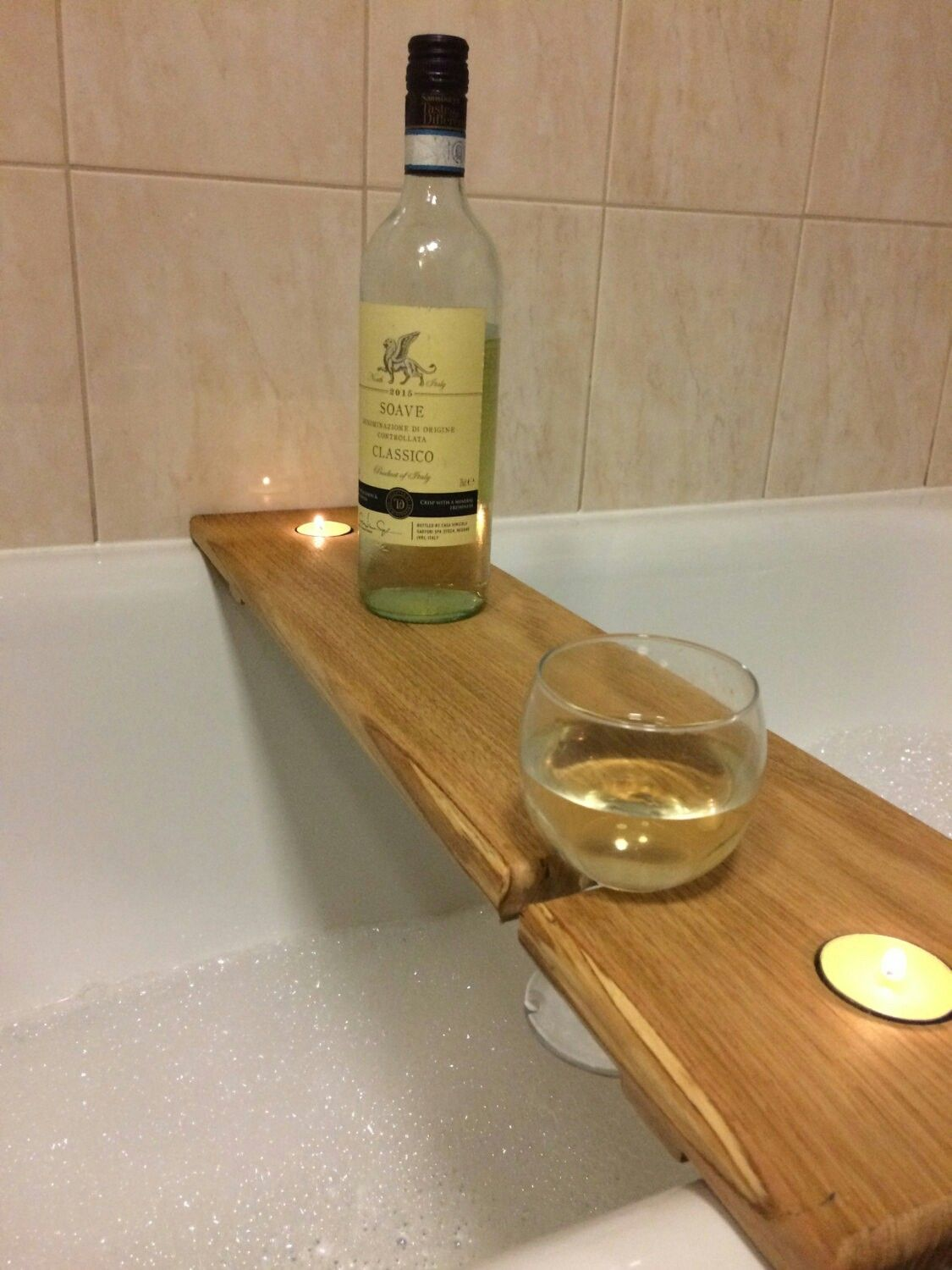 Pin by Orchard Crest Investment Group on BATH TUB CADDY