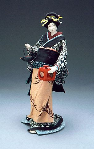 Okiku - Kyoko Nakanishi
