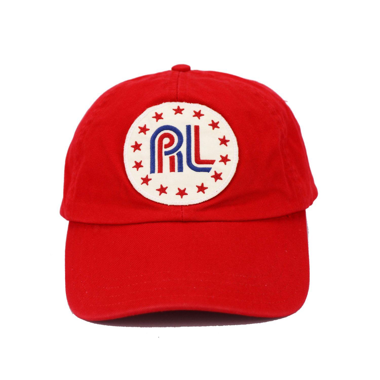 Vintage 90s Polo Ralph Lauren RL Cap Hat by HITZSHOP on Etsy  5948ab89dcc6