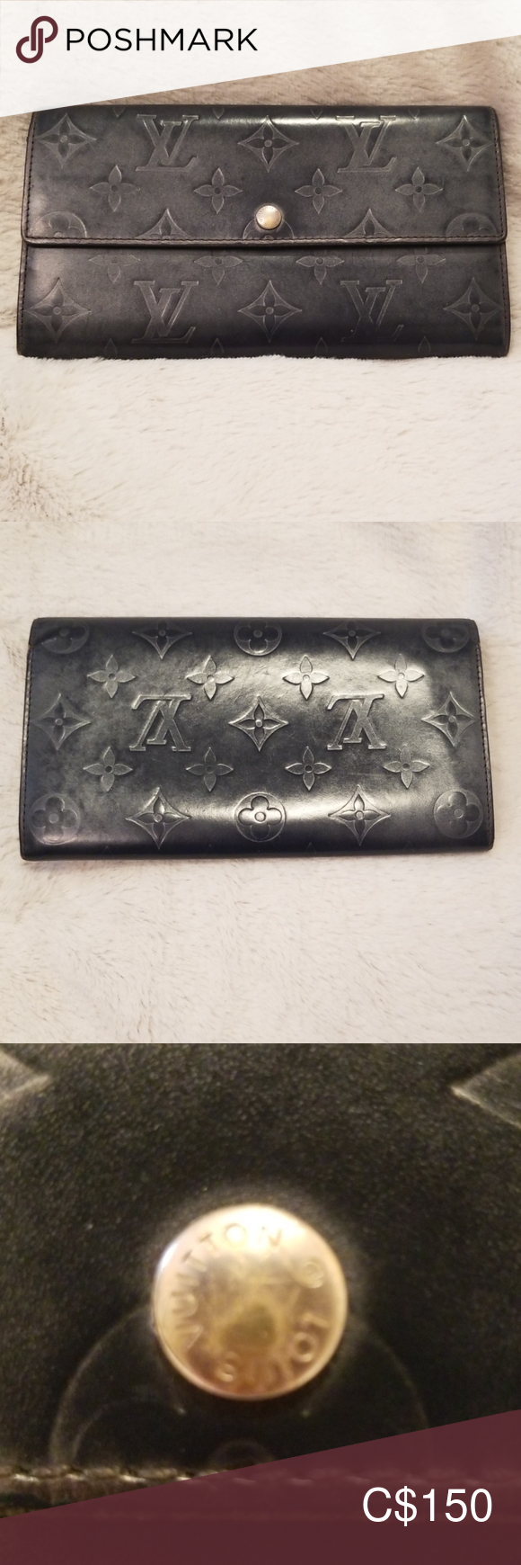 AUTH Louis Vuitton wallet