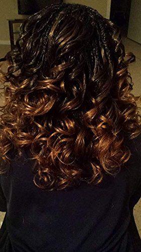 3d7d1cae83b Darling pony tail braids (black brown 2 30) Pony Tail Gorgeous braiding  hair. 100% kanekalon