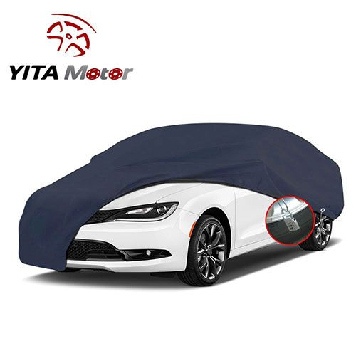 Best Hail Proof Car Cover 5 Yitamotor All Weather Proof Universal Fit Car Cover Car Covers Fit Car Waterproof Car