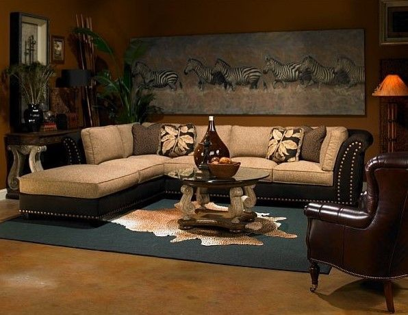 Safari Decor For Living Room The Perfect Theme For Your Living