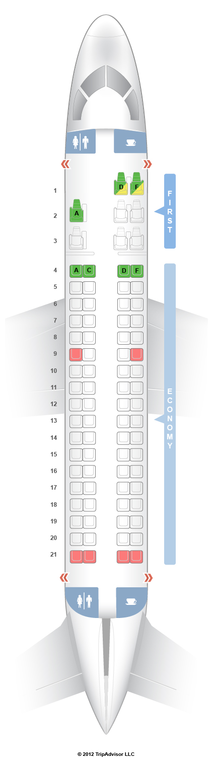 Terrific Seatguru Seat Map Us Airways Embraer 175 Us Airways Cjindustries Chair Design For Home Cjindustriesco