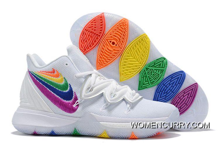 kyrie 5 multicolor price