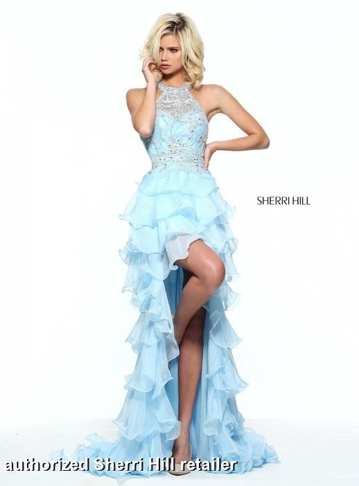 Sherri Hill 51050 Sherri Hill Miss Priss Prom and Pageant store ...