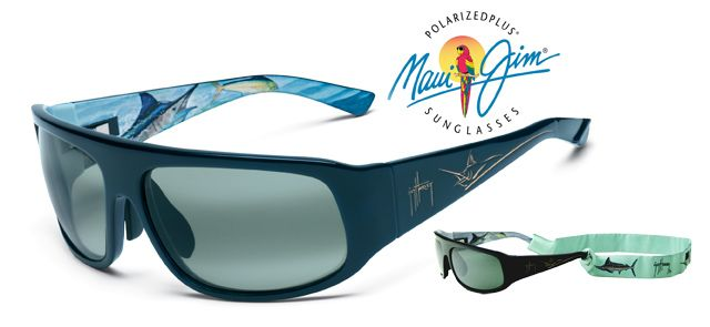 aa94fc7cd1 Experience Guy s new Maui Jim sunglass collection. The best performing polarized  sunglasses on the market look even better with Guy s distinctive art!